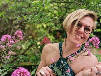 Cette image représente Marie Aude Le Ber, conseillère en aromathérapie